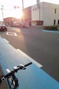 自転車での右折