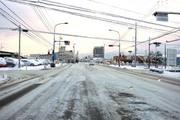 市道の除雪