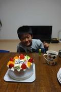 千早、9歳の誕生日