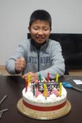 秋月、12歳の誕生日