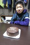 雪風、16歳の誕生日