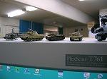 パンターとIII号戦車