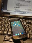 Nexus SでFirefoxOS