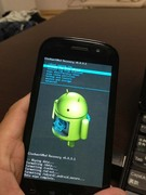 Nexus SでCM10.1