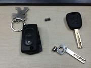 Peugeot307の鍵