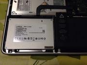 MacBookPro SSD換装