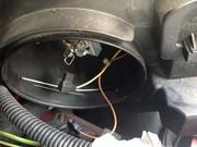 Peugeot307 ヘッドライトバルブ交換