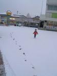 長野の積雪