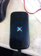 Nexus Sに4.1.1Jelley Beans導入