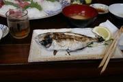 えぼ鯛の焼き魚
