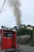 ご近所の火事