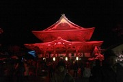長野灯明祭り