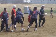 ラグビースクール卒業大会