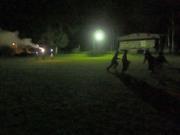 夜のたタッチフット
