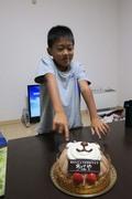 千早、10歳の誕生日