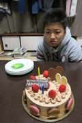 雪風、17歳の誕生日